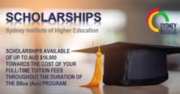 Scholarships available at Sydney Institute